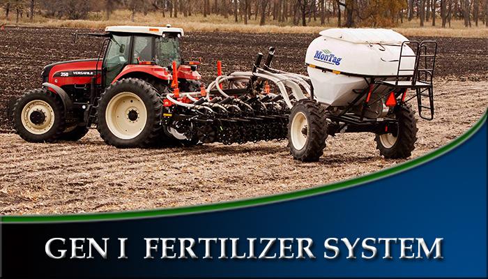 GEN I Fertilizer Unit