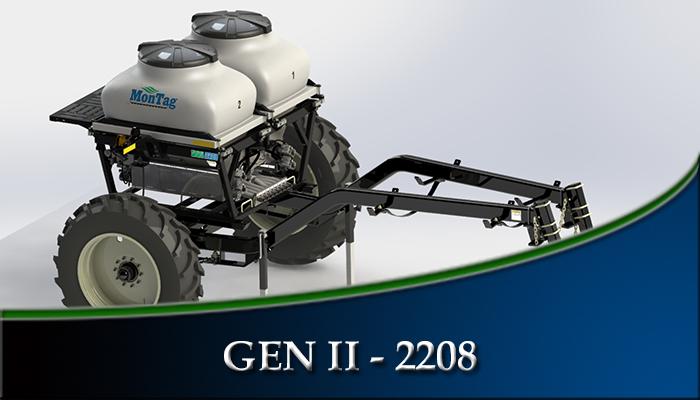 GEN II Fertilizer Unit