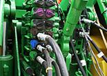 Single Hydraulic Input Requirement